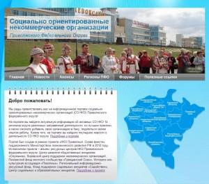 НКО Приволжского федерального округа
