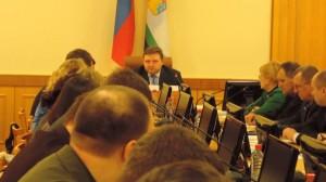 Врио губернатора Белых встретился с НКО