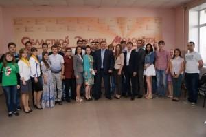 Встреча с участниками Иволги2014