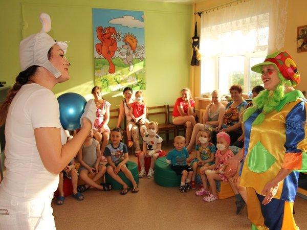 Кировский благотворительный фонд «Птица счастья» исполняет желания