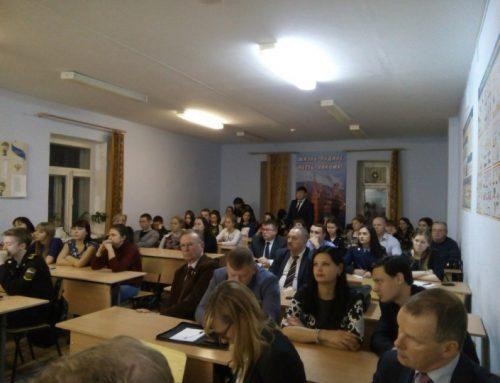 Кировский Юридический полицейский колледж посетили гости из Бельгии и Нидерландов