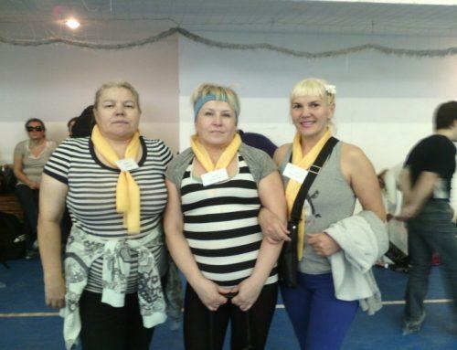 Кировская делегация впервые приняла участие в спартакиаде для слепоглухих в Москве.