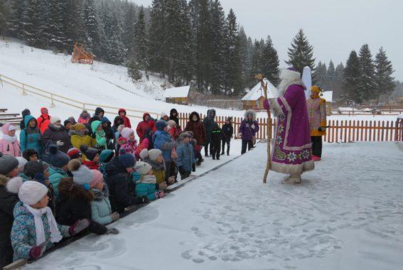 Экскурсионный тур Кировских детей с инвалидностью в столицу Удмуртии